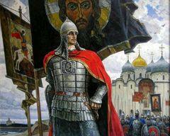 Пантюхин Ю. «Князь Александр Невский»